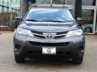 Options:  2013 Toyota Rav4 Le|Magnetic Gray