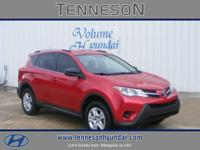 This RAV4 looks great and is priced right.  It's