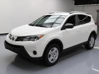 2013 Toyota RAV4 with 2.5L I4 Engine,Cloth Seats,Cruise
