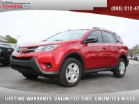 2013 Toyota RAV4 LE, *** 1 FLORIDA OWNER *** CLEAN