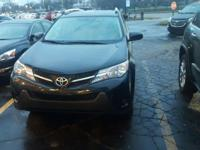 2013 Toyota RAV4 LE Black Recent Arrival! Clean CARFAX.