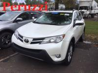 Clean CARFAX. 2013 Toyota RAV4 Limited AWD 6-Speed