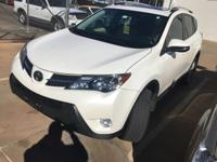 We are excited to offer this 2013 Toyota RAV4. When you