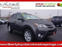 Toyota Certified, CARFAX 1-Owner, ONLY 37,229 Miles!