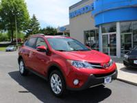 Pristine condition One Owner 2013 Rav4 Limited,Tan
