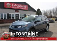 2013 Toyota RAV4 FWD Limited ONE OWNER, FULLY