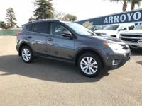 Options:  2013 Toyota Rav4 Fwd 4Dr Limited
