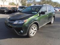 Toyota Certified, CARFAX 1-Owner, ONLY 37,708 Miles!