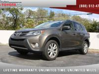 2013 Toyota RAV4 Limited, *** 1 FLORIDA OWNER *** CLEAN