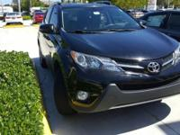 This outstanding example of a 2013 Toyota RAV4 Limited
