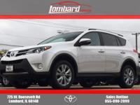 Options:  2013 Toyota Rav4 Limited 4X2|Blizzard