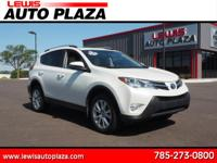 Options:  2013 Toyota Rav4 Limited|Limited 4Dr