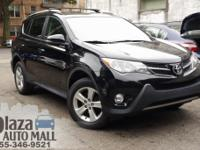 Recent Arrival! Certified. 2013 Toyota RAV4 XLE Black