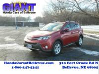 Check out this gently-used 2013 Toyota RAV4 we recently