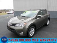 This outstanding example of a 2013 Toyota RAV4 AWD 4dr