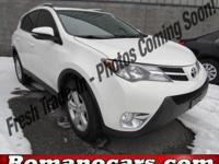 Treat yourself to a test drive in the 2013 Toyota RAV4!