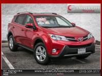 Options:  2013 Toyota Rav4 Xle|Red|Toyota