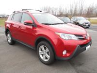 Climb into this ready RAV4 and experience the kind of