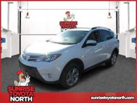 Looking for a clean, well-cared for 2013 Toyota RAV4?