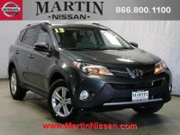 Carfax 1 owner!!! This 2013 Toyota RAV4 XLE is proudly