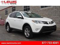 Options:  2013 Toyota Rav4 Xle|Awd Xle 4Dr Suv|2.5L|4