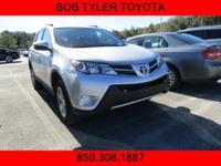 TOYOTA CERTIFIED, INCLUDES WARRANTY, BOUGHT, SERVICED,