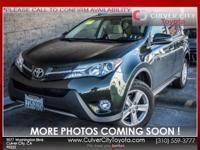Options:  2013 Toyota Rav4 Xle Green 3.815 Axle