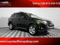 Options:  2013 Toyota Rav4 Xle|Green|Navigation! Stroll