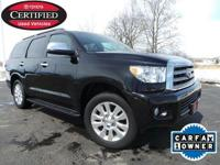 Come and check out this 2013 toyota sequoia here at the