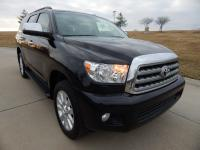 2013 Toyota Sequoia Platinum, Navigation system -inc: 7
