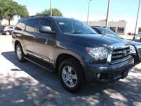 This 2013 Toyota Sequoia SR5 is proudly offered by