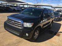We are excited to offer this 2013 Toyota Sequoia. Drive