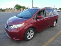 2013 Toyota Sienna LE..LOW MILES!!!! Well