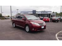 This 2013 Toyota Sienna  will have plenty of room to
