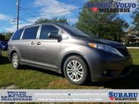 LOCALLY OWNED 2013 TOYOTA SIENNA XLE**CLEAN CAR