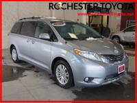 Exterior Color: silver sky metallic, Body: Minivan,