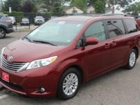 SUPER CLEAN ONE OWNER TOYOTA SIENNA WITH JUST THE RIGHT