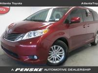 EPA 25 MPG Hwy/18 MPG City! CARFAX 1-Owner, Toyota
