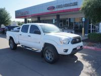 NEW ARRIVAL! This 2013 Toyota Tacoma V6 looks great