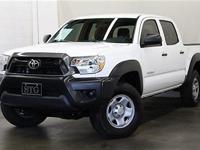2013 Toyota Tacoma 4WD Double Cab V6 AT Truck