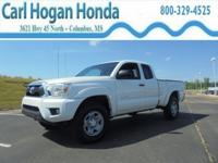 *New Arrival* *CarFax 1-Owner* This 2013 Toyota Tacoma