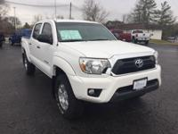 2013 Tacoma 4WD Non-Smoker, TRD Off-Road Pkg,Towing