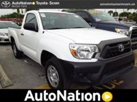 2013 Toyota Tacoma Our Location is: AutoNation Toyota