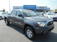 This 2013 Toyota Tacoma SR5 4x4 Truck features a V6