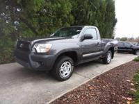 We are excited to offer this 2013 Toyota Tacoma. This