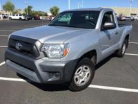 This 2013 Toyota Tacoma is complete with top-features