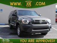 Options:  2013 Toyota Tacoma: Spanning The Range From