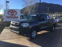 CARFAX One-Owner. Clean CARFAX. Gray 2013 Toyota Tacoma