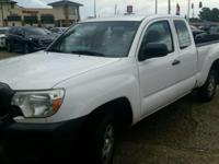 2013 Toyota Tacoma RWD 4-Speed Automatic with Overdrive