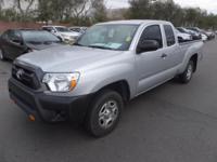 ~ 2013 Toyota Tacoma ~ CARFAX: Buy Back Guarantee,